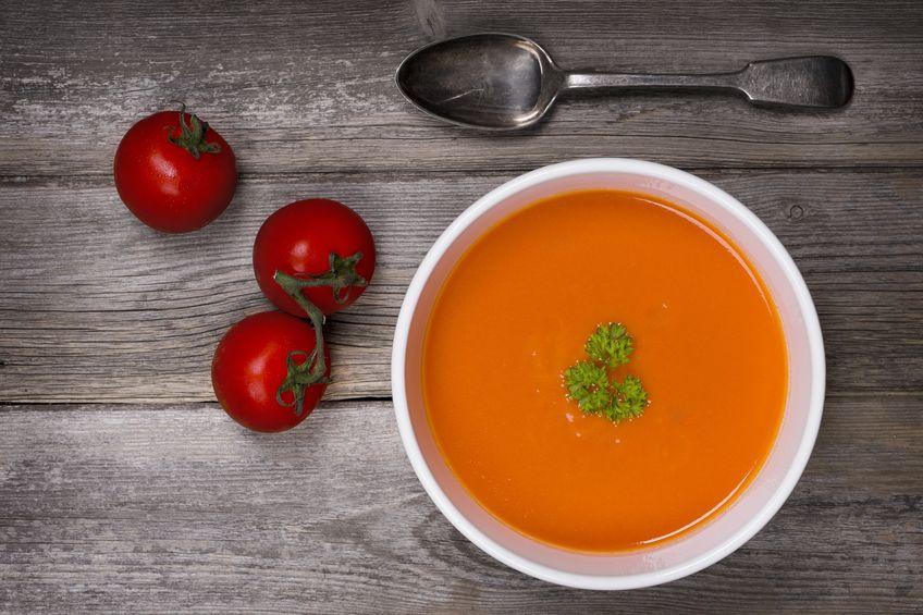 Zupa pomidorowa po libańsku