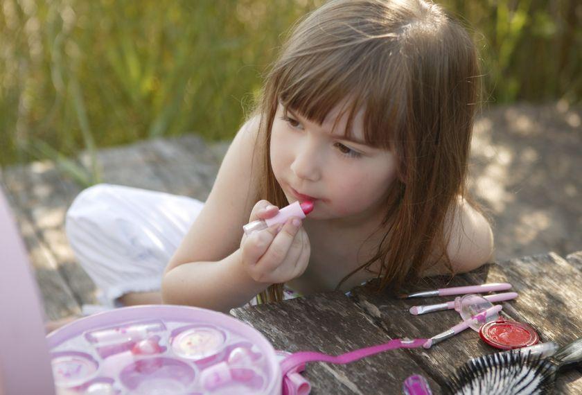 Kosmetyki dla małej damy