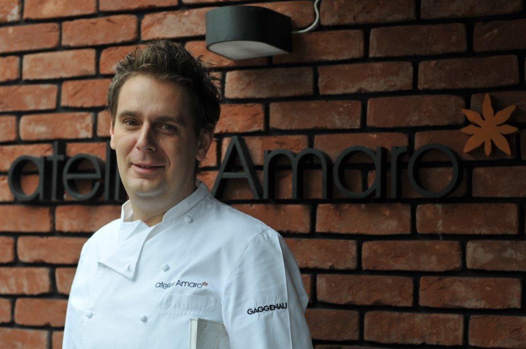 """""""Hells Kitchen"""" z Wojciechem Modestem Amaro"""