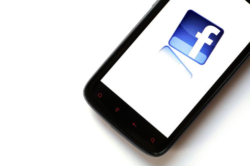 Znaleźć pracę przez Facebook