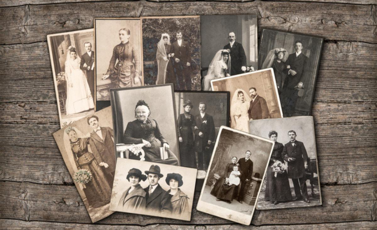 Nasza przeszłość: portret przodka