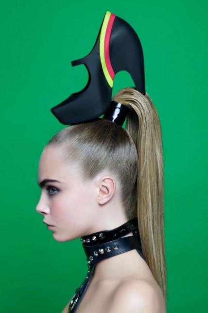 Karl Lagerfeld dla Melissy