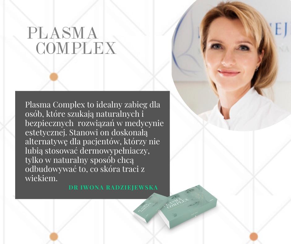 Terapia Plasma Complex. Odkryj swoje wewnętrzne źródło piękna