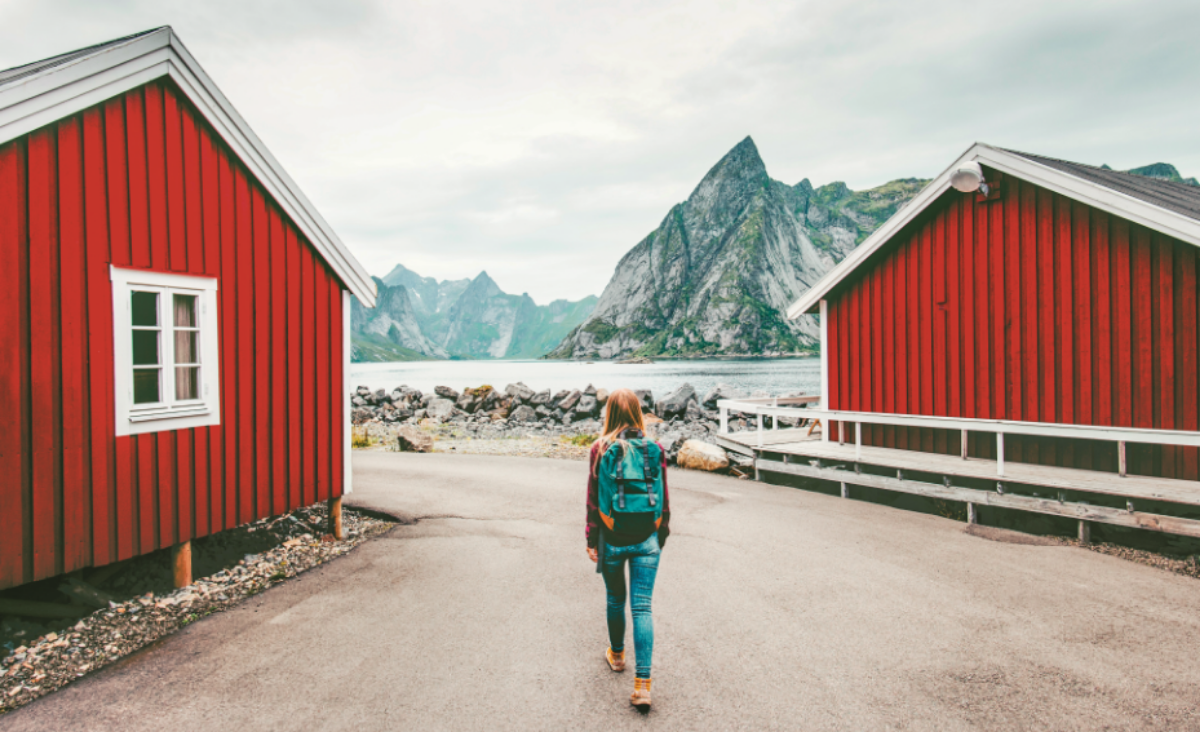 Norweska sztuka aktywnego leniuchowania