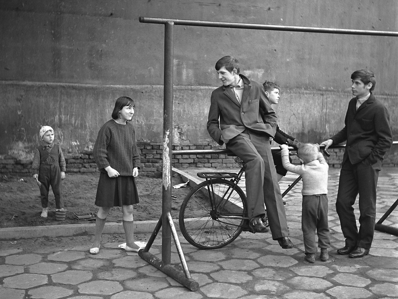 Zdjęcia Bogdana Dziworskiego w Leica Gallery