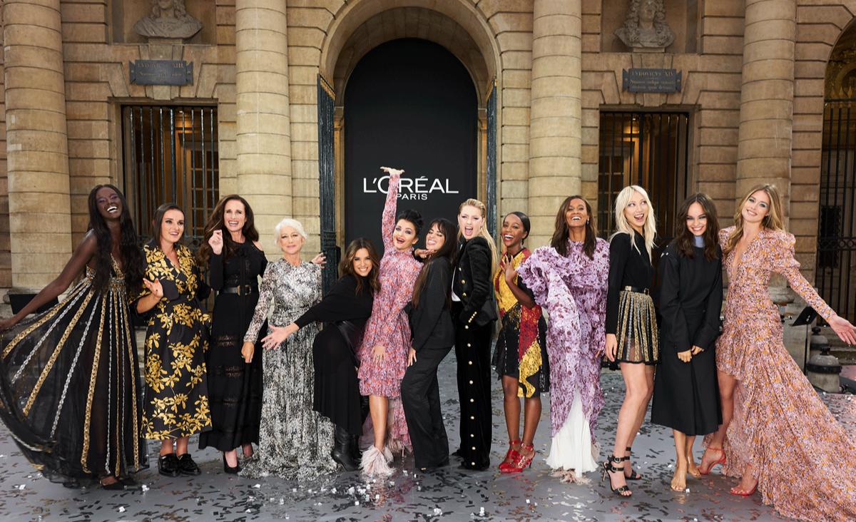Eksplozja kobiecości na pokazie Le Défilé L'Oréal Paris