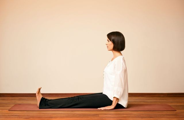 Doznawanie materii - joga kundalini