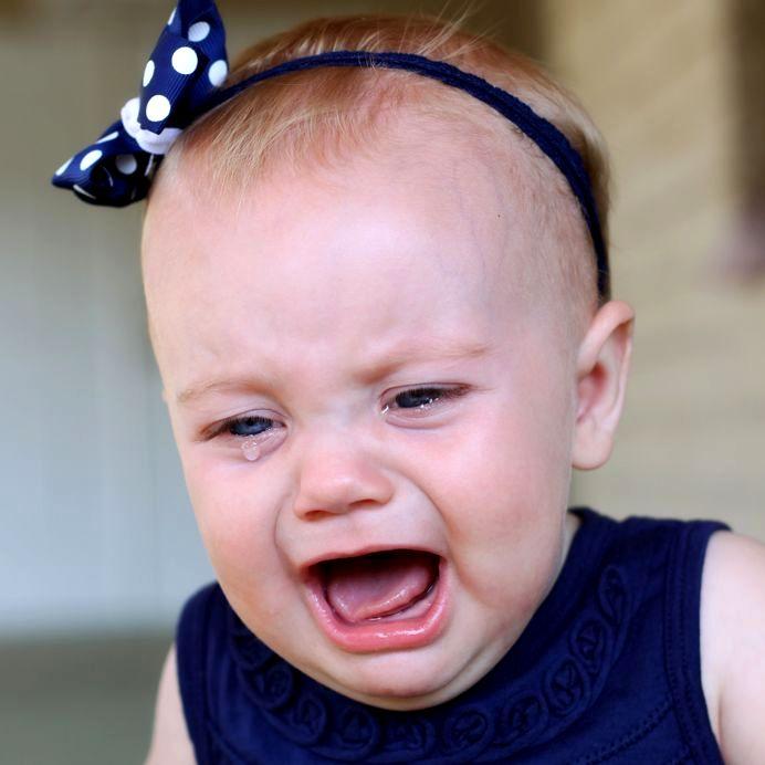 Jak uspokoić płaczące niemowlę?