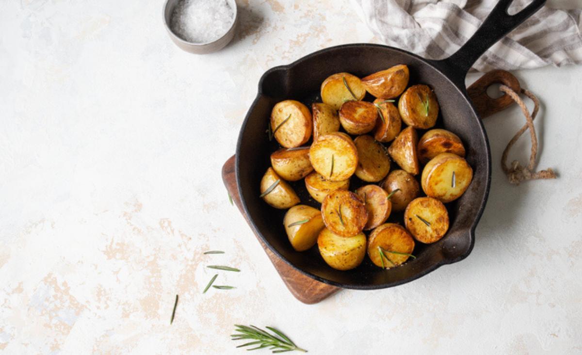 Najzdrowsze warzywa. Ziemniaki