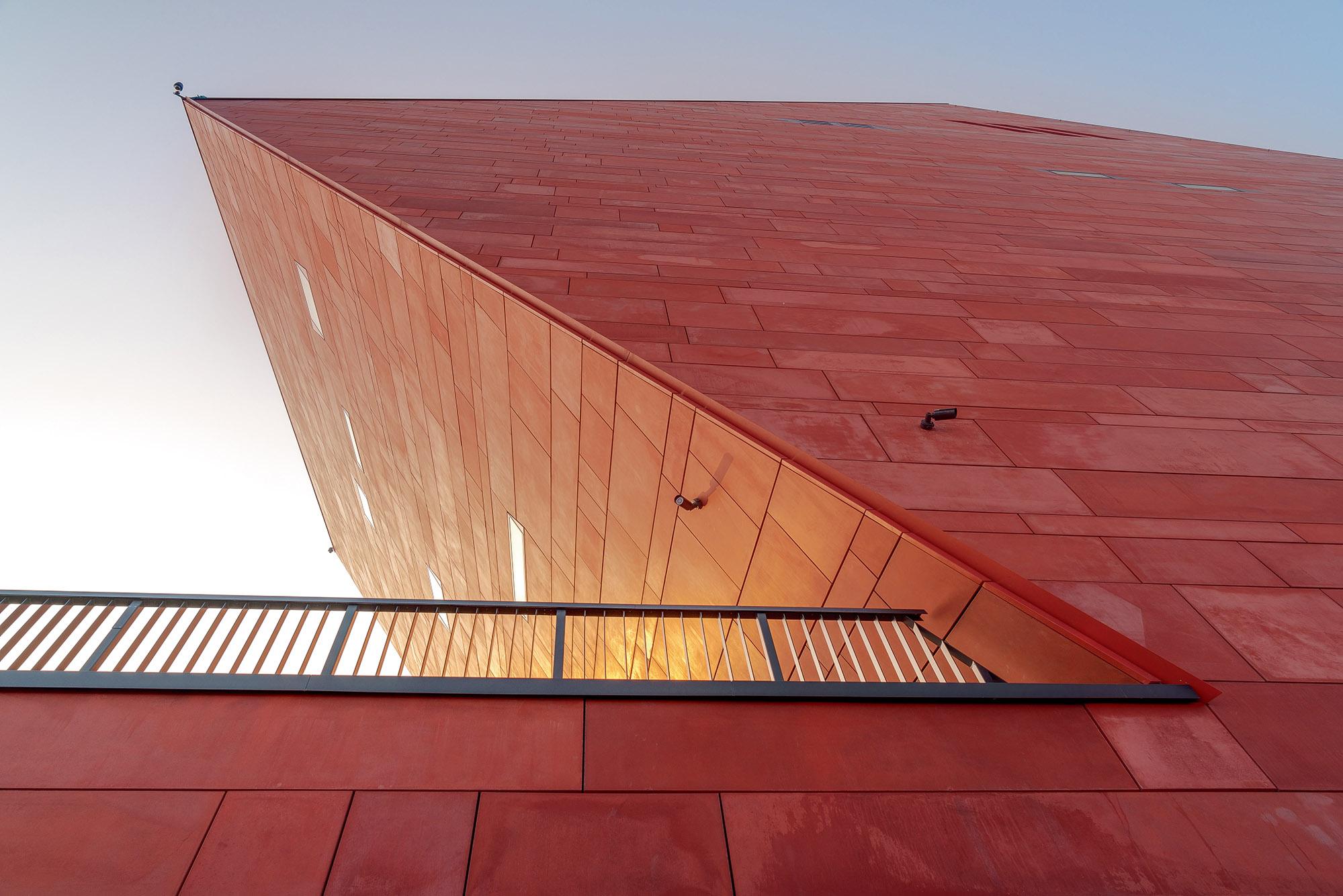 Dotknąć enigmy - rozmowa z projektantami gmachu Muzeum II Wojny Światowej