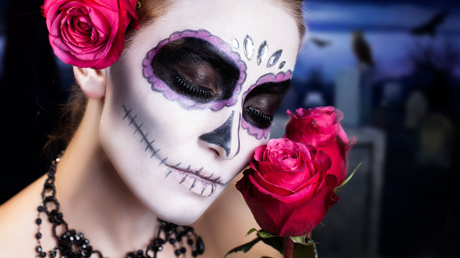 Aternatywa dla Halloween - Día de los Muertos z Meksyku