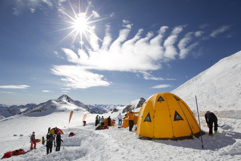 Na narty w Dolinie Stubai