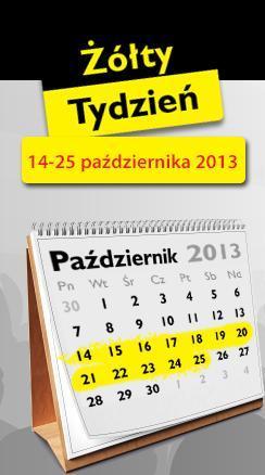 Żółty Tydzień 2013