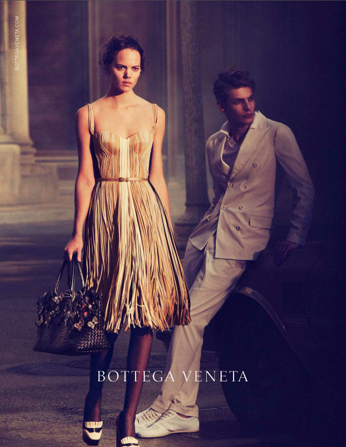 Kampania Petera Lindbergha dla Bottega Veneta