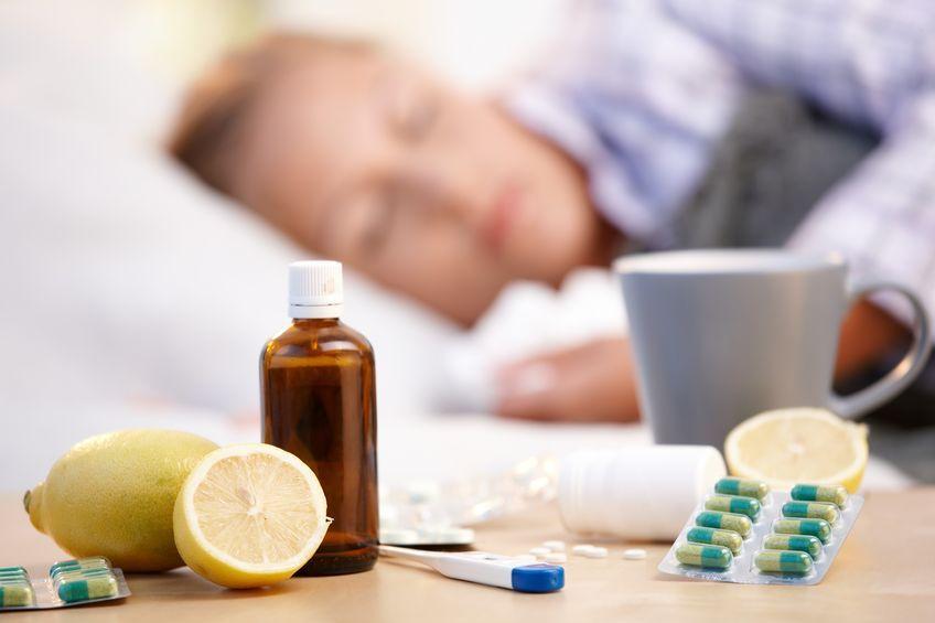 Antybiotyki nie leczą przeziębień