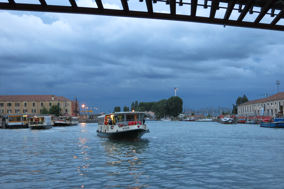 Breguła: Szybli spacer po Wenecji