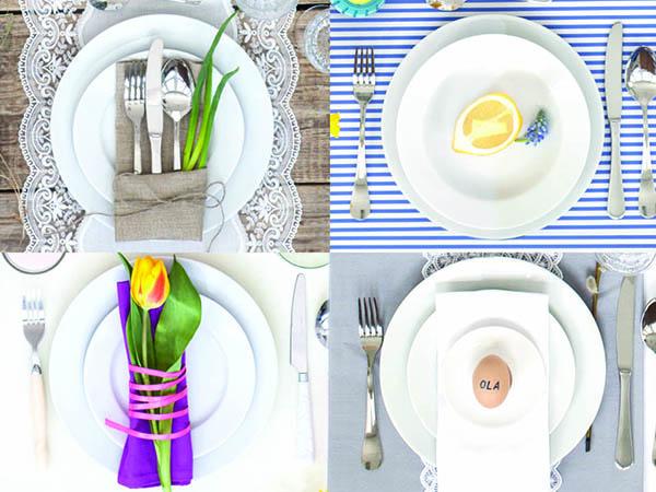 Cztery pomysły na wielkanocny stół