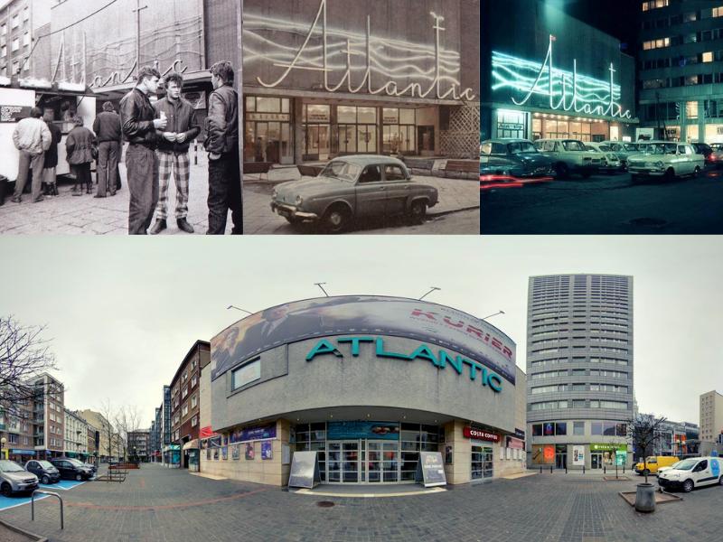 Kino Atlantic - przedpremierowe kino w samym sercu Warszawy