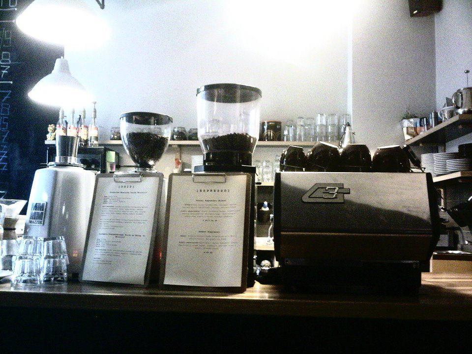 Kubik i kawa w Gliwicach