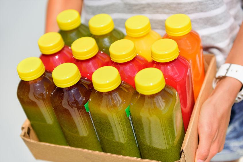 Dlaczego warto pić soki i musy owocowo-warzywne?