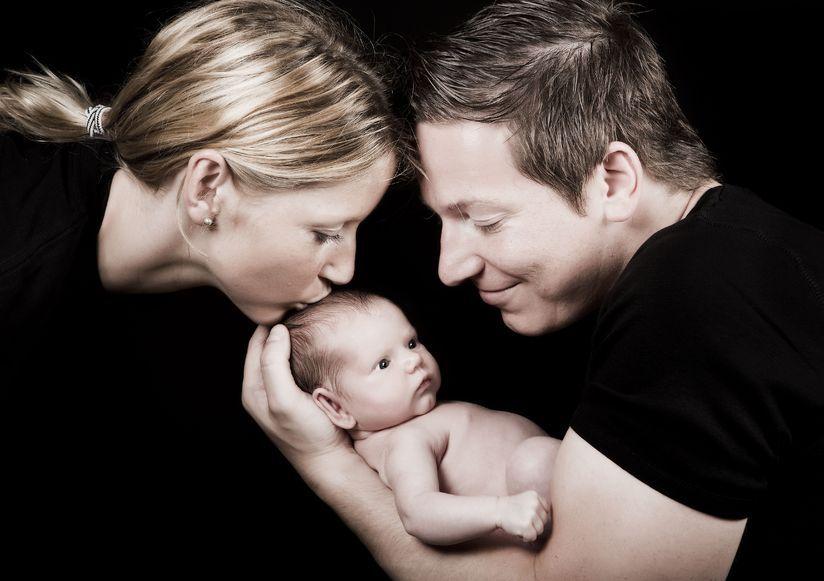 Płeć pierwszego dziecka ma wpływ na losy rodziny