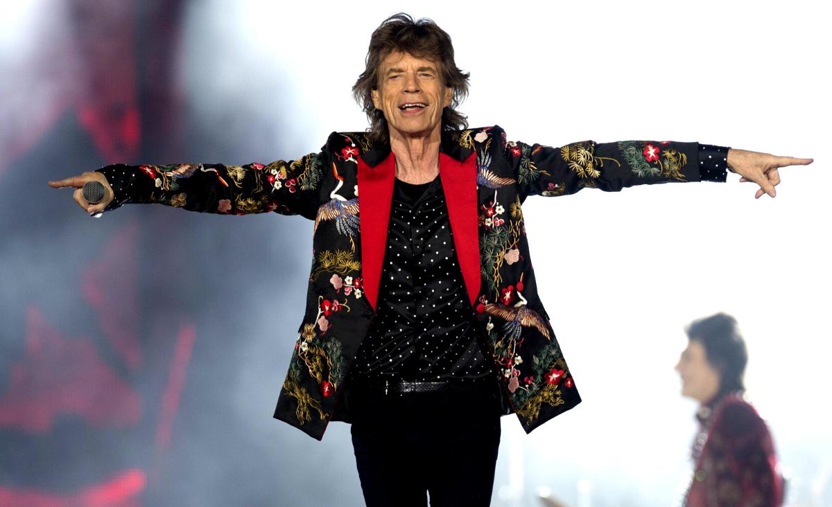 The Rolling Stones opublikowali pierwszy od ośmiu lat utwór