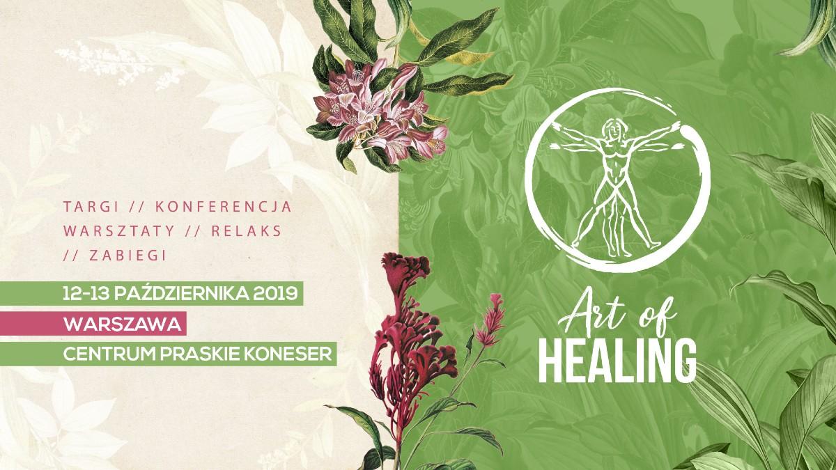 Targi Art of Healing – zadbaj o siebie holistycznie