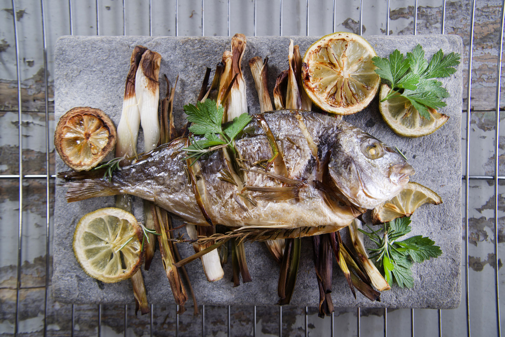 Jak wybrać dobrą rybę?