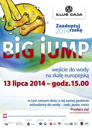 BIG JUMP 2014!