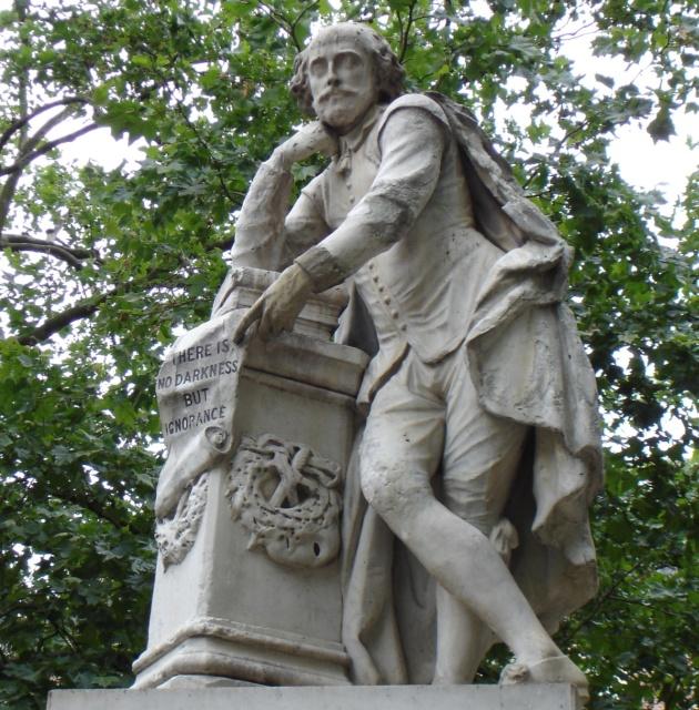 Czy Szekspir palił haszysz?