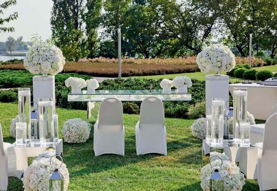 Sezon ślubny: sztuka wyboru miejsca na przyjęcie weselne
