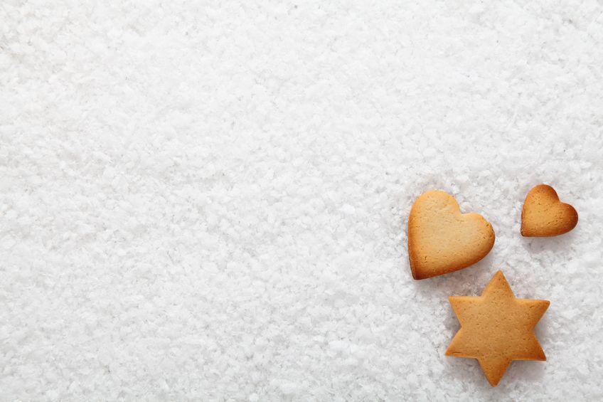 Kozak: jedzenie na śnieg i zimę