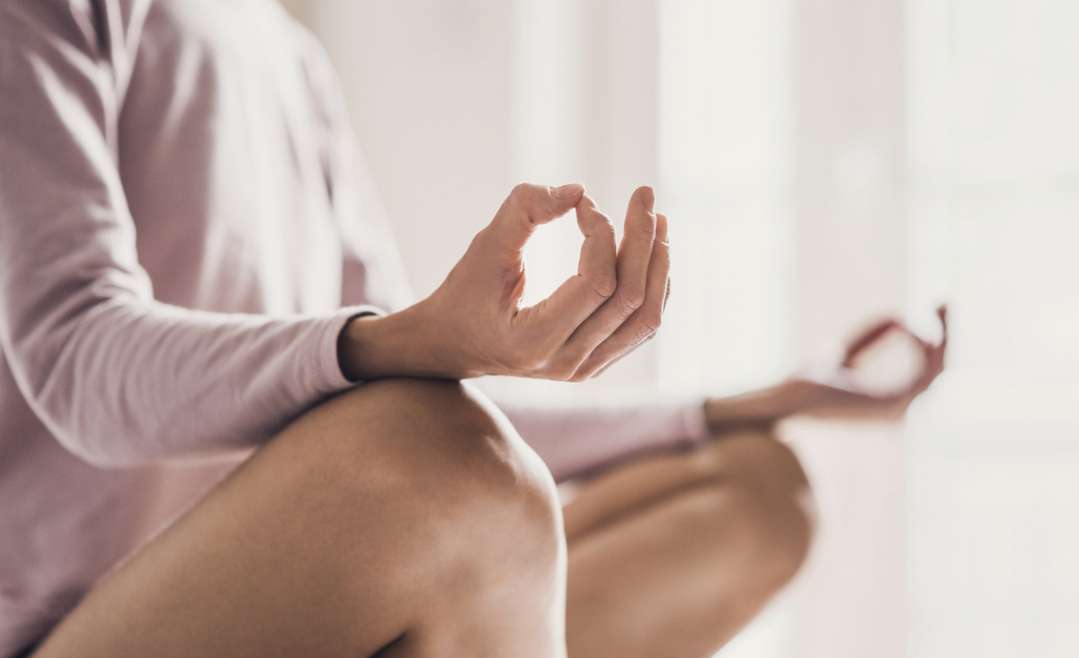 W czym pomaga nam medytacja ?