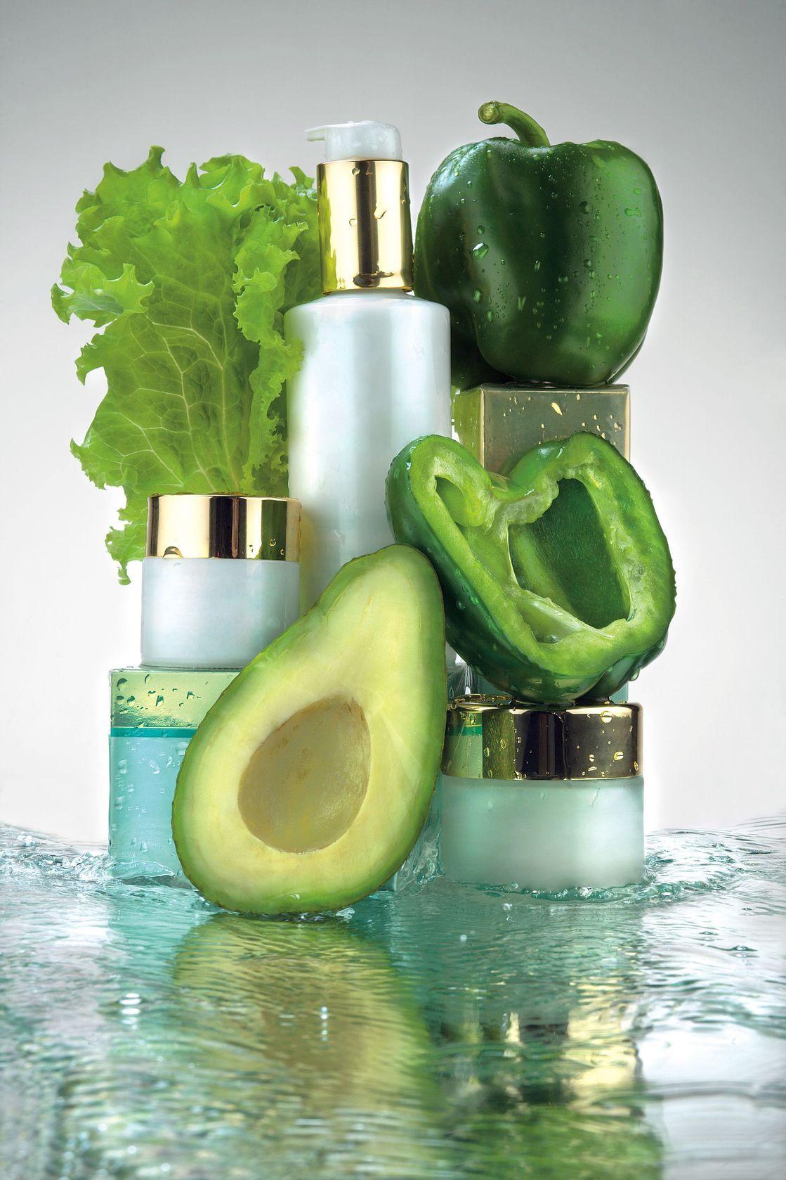 Kosmetyki z warzywniaka