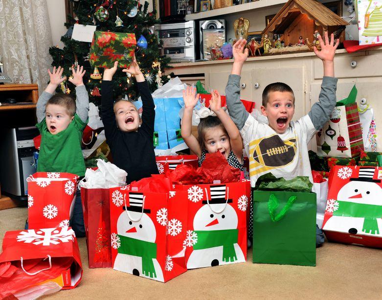 Prezenty na Boze Narodzenie
