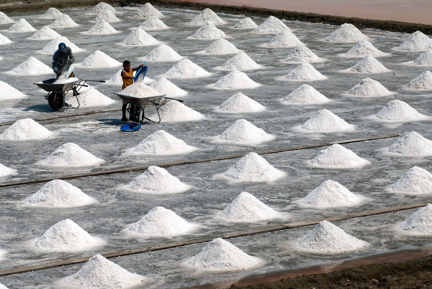 Ważne pytania o sól