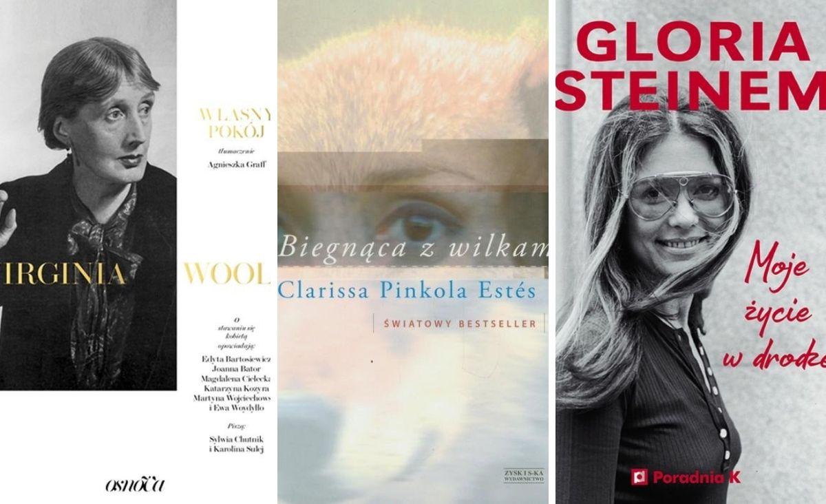 Książki o kobiecej mocy