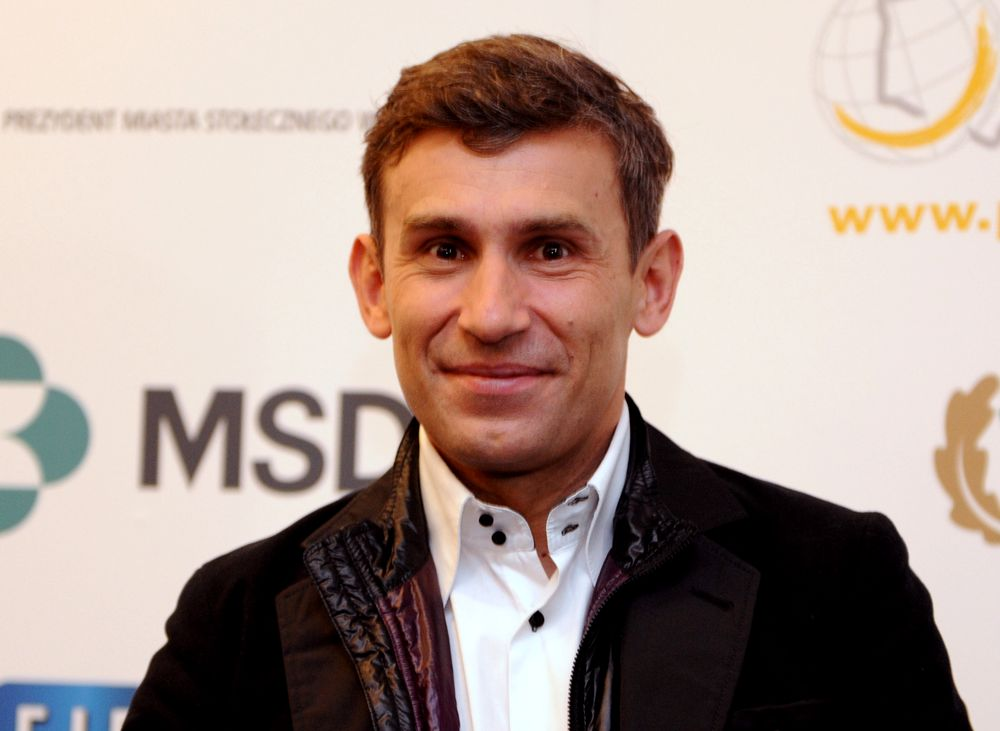 Robert Korzeniowski: Z bieganiem mam trochę pecha