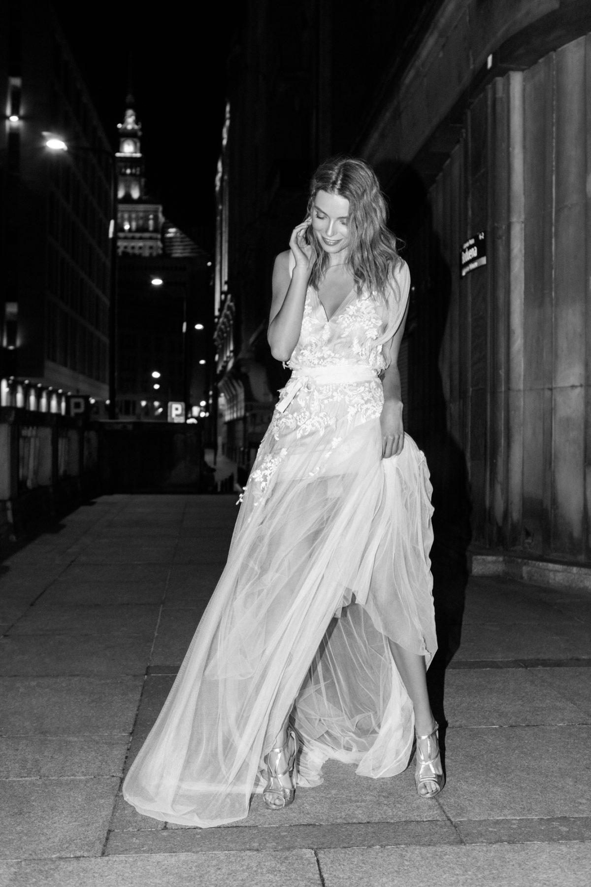 Jak powstaje suknia ślubna?