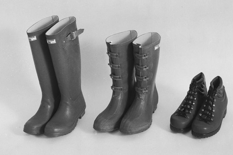 Historia mody: Kalosze