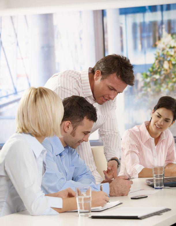 Jak się zachowywać na zebraniu w pracy?