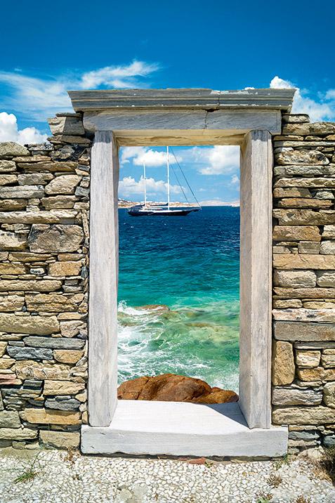 Greckie wyspy - moja prywatna Odyseja