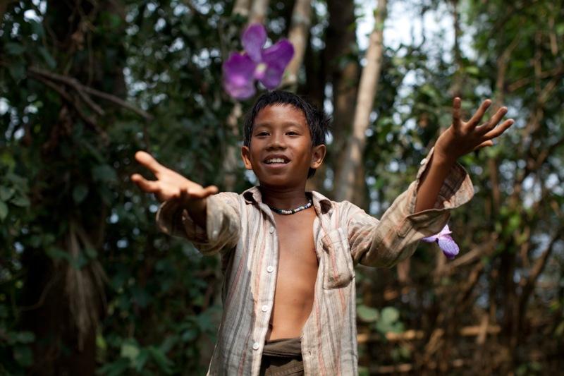 Rakieta - podróż do Laosu