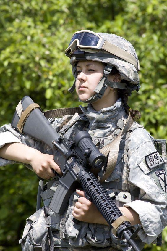 Będzie więcej kobiet w wojsku