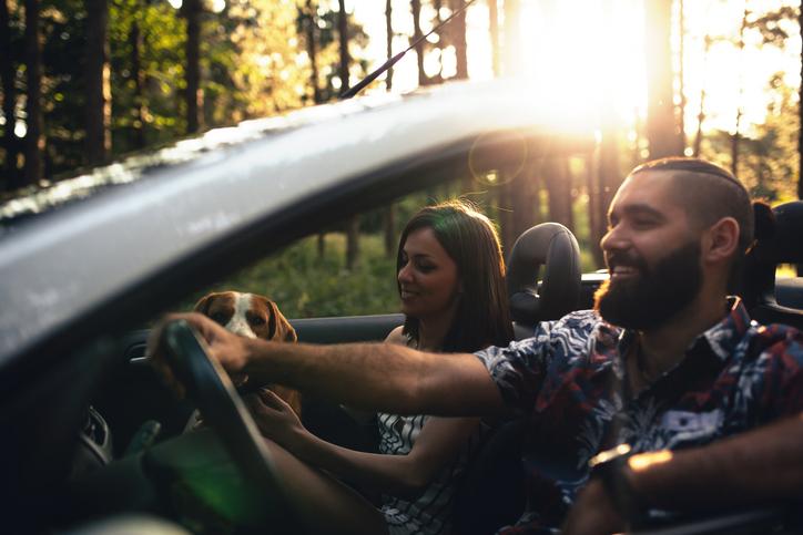 Gdzie wybrać się na długi weekend samochodem?