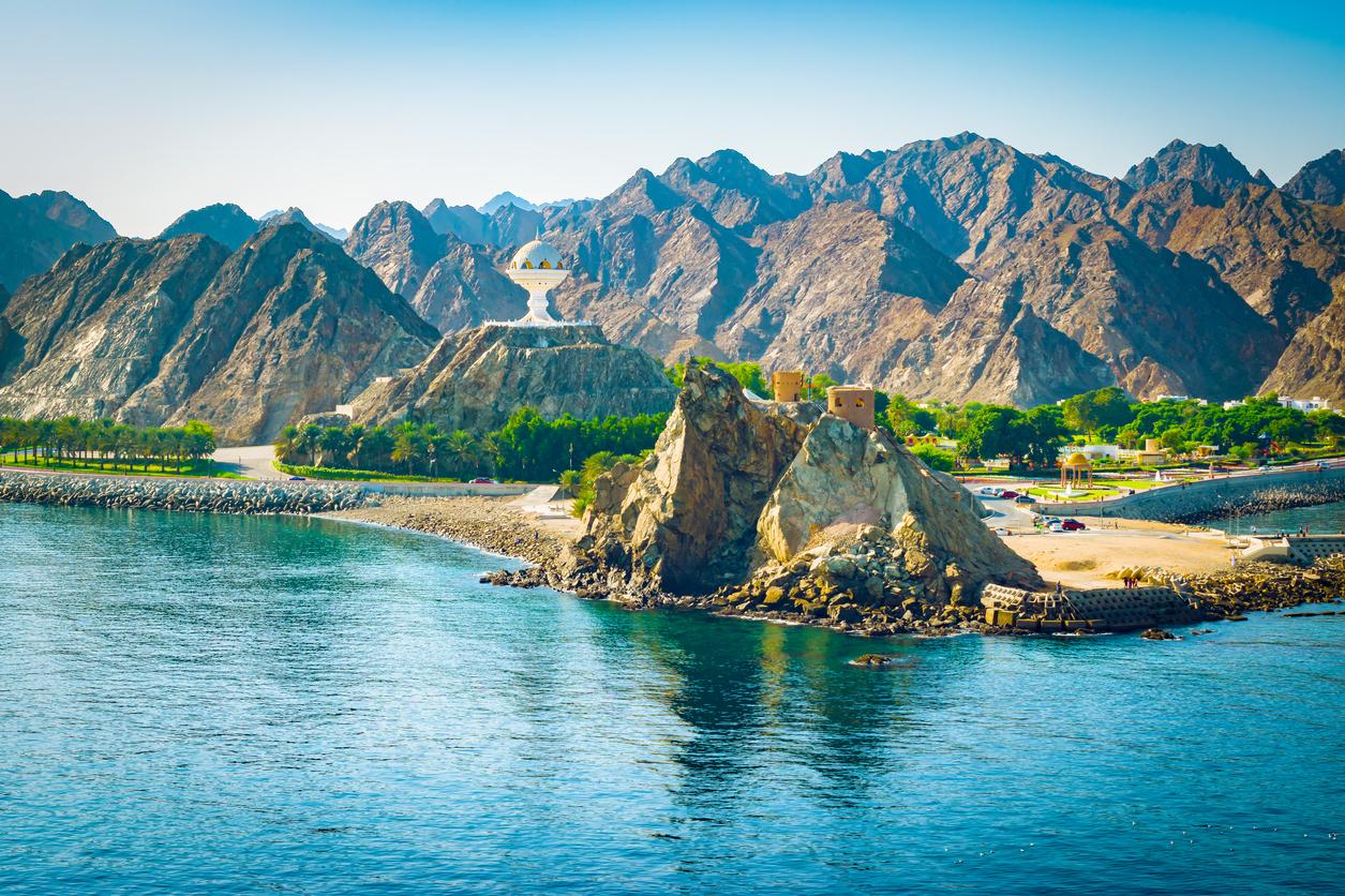 Pustynny Sułtanat Omanu