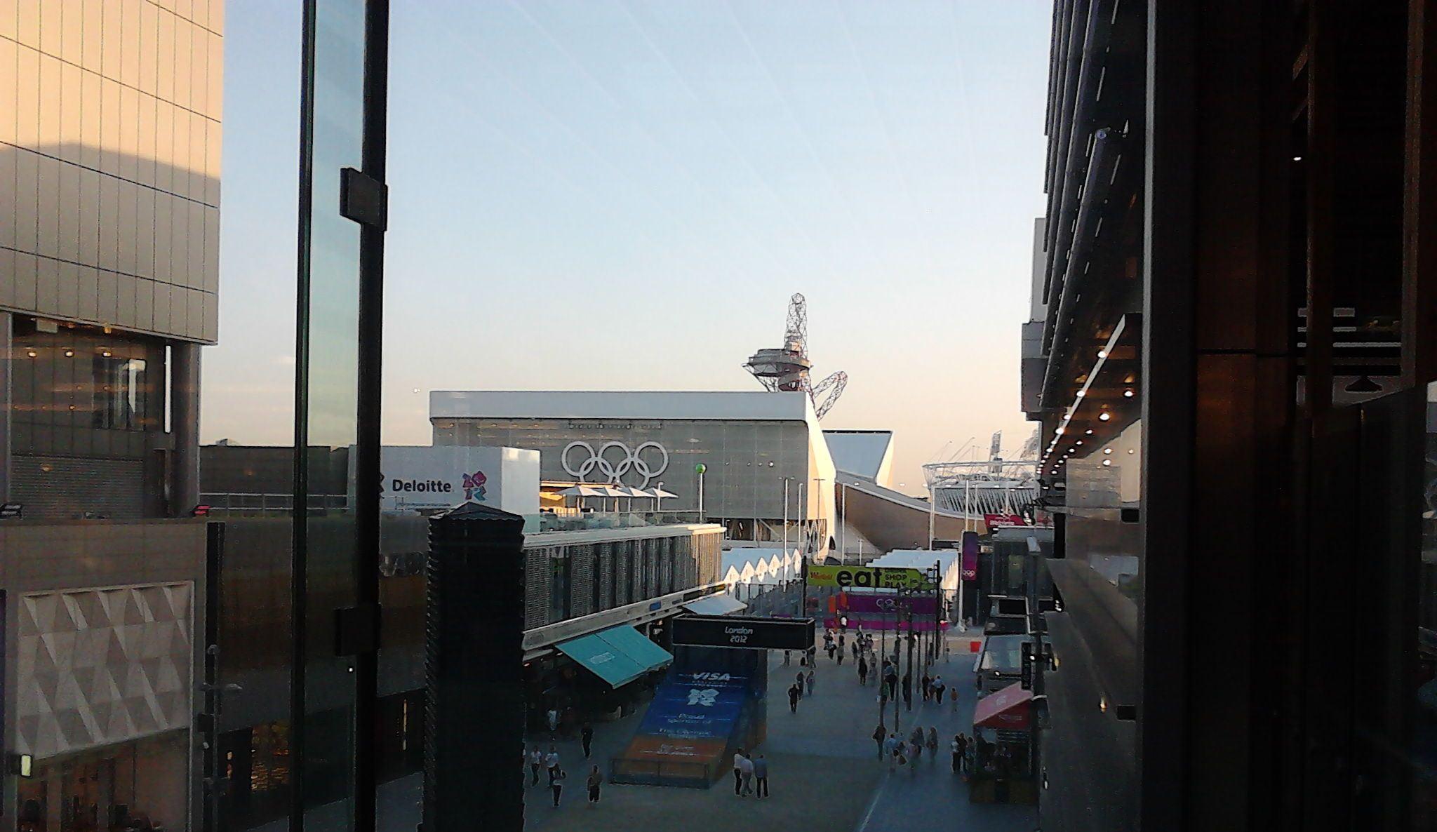 Grzechu Marta o Olimpiadzie w Londynie