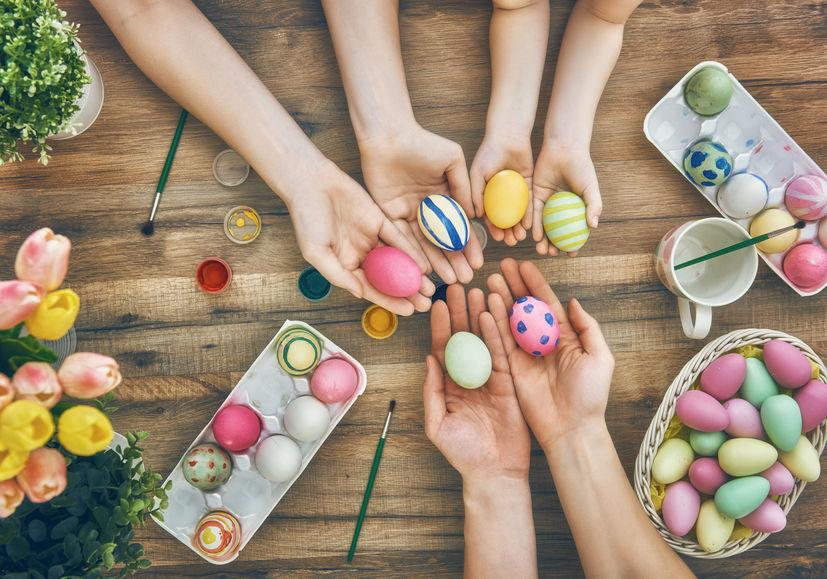Radosnych, ciepłych i pełnych harmonii Świąt Wielkanocnych