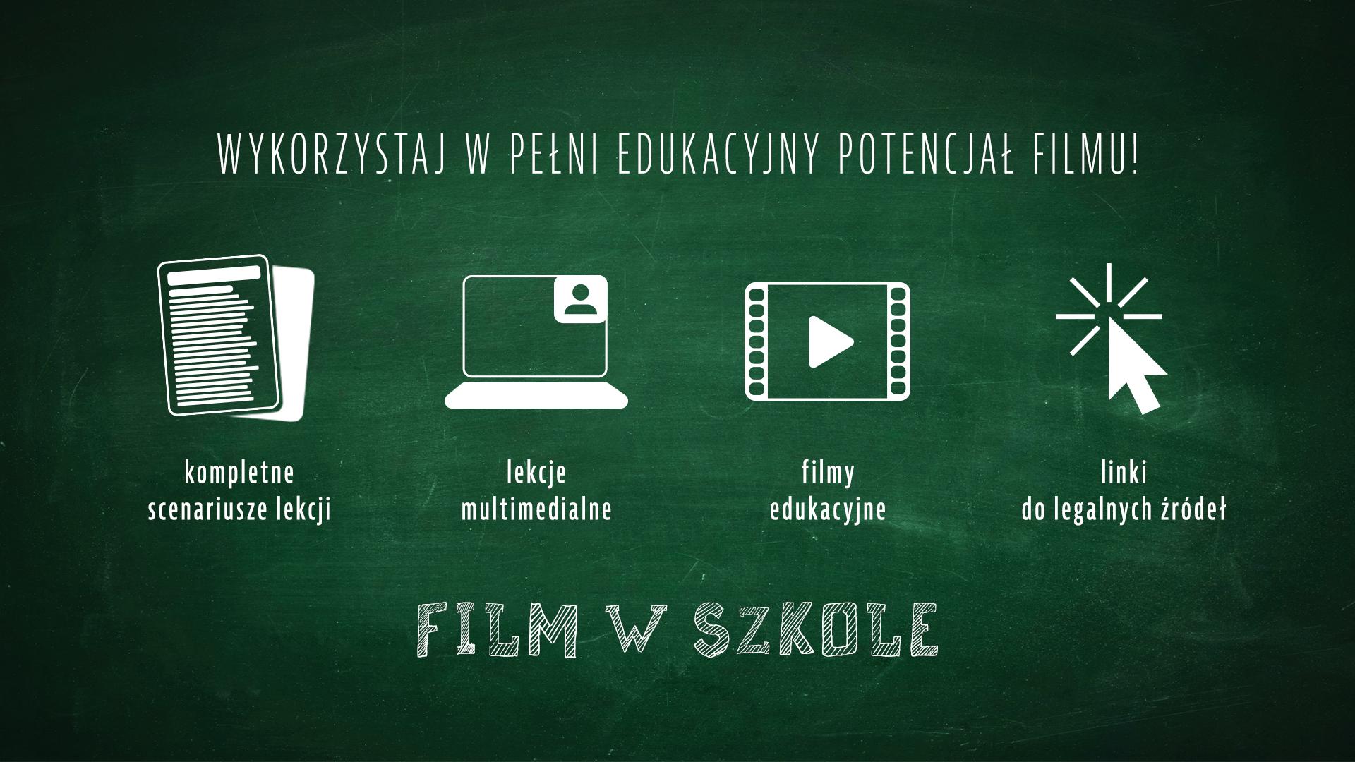 Rozpocznij nowy rok szkolny w filmowym stylu