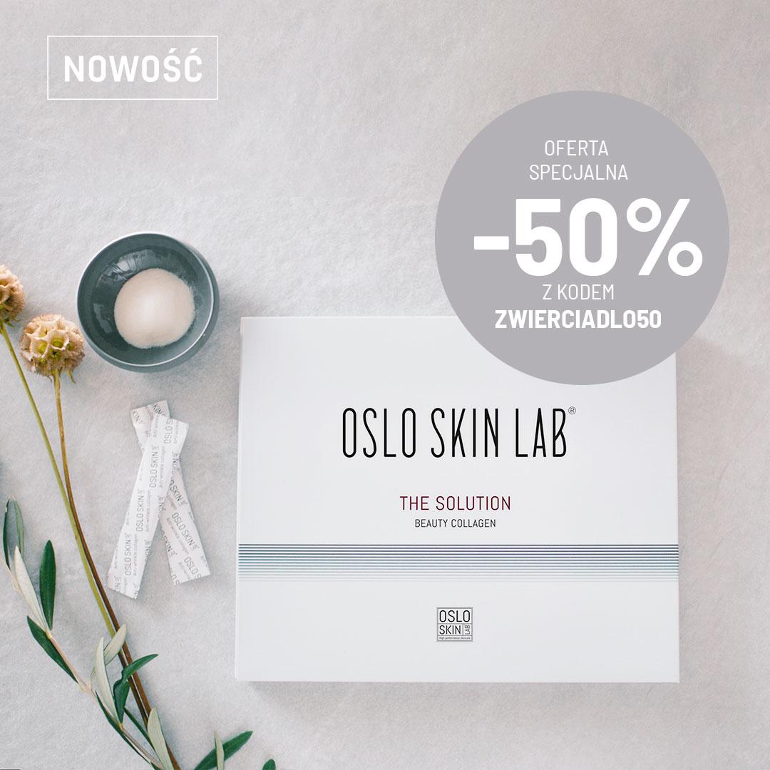 Skandynawski sposób na zmarszczki. Wyjątkowy produkt nowej marki Oslo Skin Lab